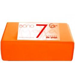 BONO 7 CLASES DE YOGA